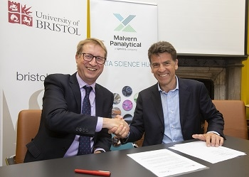 Malvern Panalytical Partners with University of Bristol to Advance Data Analytics in Materials Science
