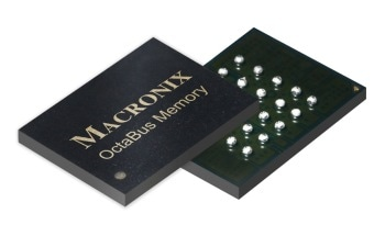 Macronix' OctaBus Memory Available for Renesas High-end RZ/A2M Microprocessor Group to Explore Embedded Artificial Intelligence (e-AI) Solutions
