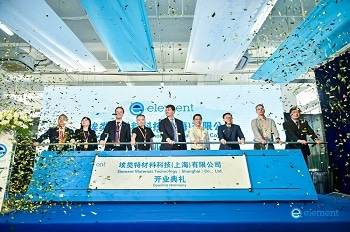 Element Opens State-of-the-Art Aerospace Testing Laboratory in Shanghai