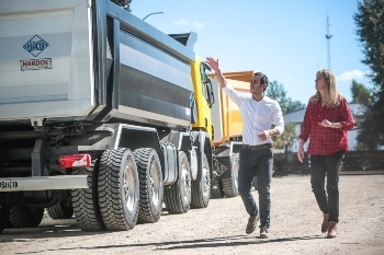 Hardox® Wear Plate Extends Industrias Baco's Tipper Bodies' Lifespan by 30 Percent