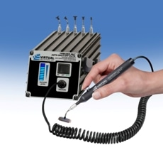 Virtual Industries to Show New Series of VACUUM TWEEZER™ Kits with AUTO-SHUT-OFF Feature at productronica
