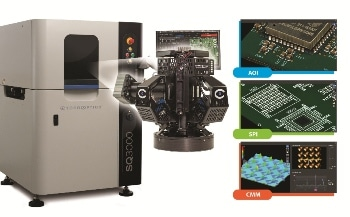 CyberOptics Demonstrates Industry-Leading MRS-Enabled SQ3000™ Multi-Function System with Advanced Software