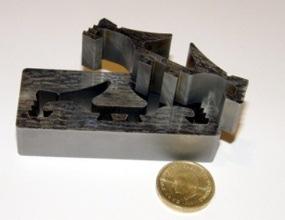 Micro Waterjet Bridges the Gap Between EDM and Micro Laser