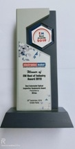 "MIRTEC Europe Wins ""Best of Industry"" Award"