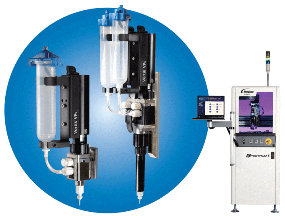 Nordson ASYMTEK's Vortik® Series of Progressive Cavity Pumps Dispenses One- and Two-Component Fluids During Electronics Manufacturing