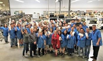 Kodiak Assembly Solutions Selected for 2019 Global Technology Award