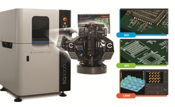 CyberOptics Wins Global Technology Award for SQ3000™ Inspection and Metrology System at productronica Germany