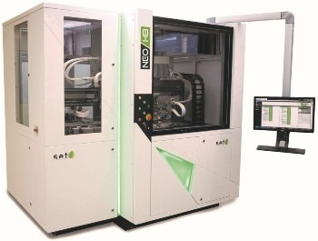 SET, Smart Equipment Technology, Introduces New Automatic Flip-Chip Bonder Dedicated to Device Production
