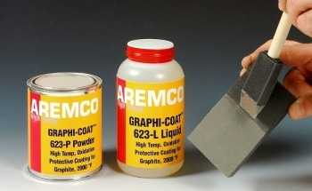 Graphi-Coat 623 Protects Graphite from High Temperature Oxidation