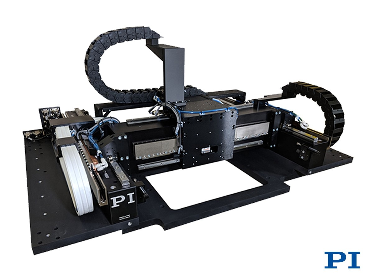 Gantry Motion System for Inspection, Assembly, and 3D Printing