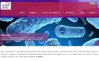 Informative Website for Polymer and Particle Characterization