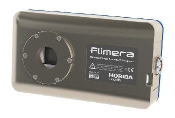 FLIMera Uses Time Decay of Laser-Excited Fluorescence at Video Rate Speeds to Record or Stream Real-Time Video Rate FLIM