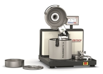 Efficient Pre- and Fine Grinding in One Instrument with Impact or Cutting Rotor