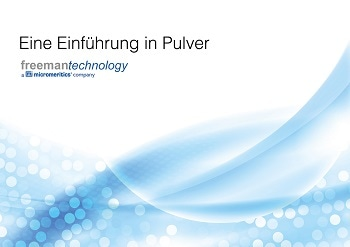 An Introduction to Powders eBook Now Available in German