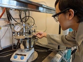 High Pressure Reactor Improves Development of Novel Catalysts