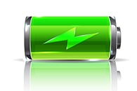 New Solid-State Thin-Film Battery for Miniature Devices and Sensors