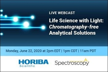 HORIBA Scientific Offers Free Webinar on Life Science with Light: Chromatography-free Analytical Solutions