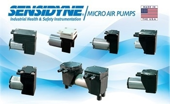 Sensidyne's Customized Pumps are a Vital Component in Ventilators Used for COVID-19 Relief