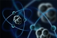 Tiny Particles Generate Electric Current to Drive Organic Chemical Reaction
