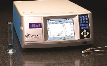 The World's First SEC-MALS detector for UHPLC