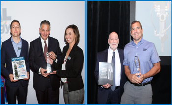 Nordson ASYMTEK Conformal Coating Products Receive Awards for Global Innovation and Technology