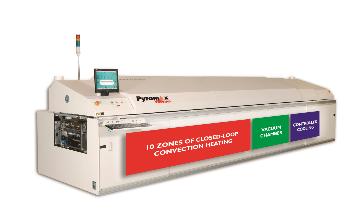 BTU to Show the PYRAMAX™ Vacuum Reflow Oven and AQUA SCRUB Flux Management at APEX