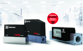 Sierra Announces NEW Line of MEMS-Based Thermal Mass Flow Controllers & Flow Meters