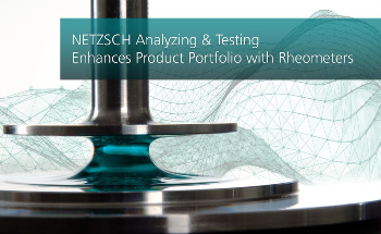 Analyzing and Testing Enhances Product Portfolio with Rheometers