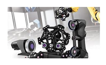 Manual and Robot Mounted 3D Scanners for Quality Control and Product Development