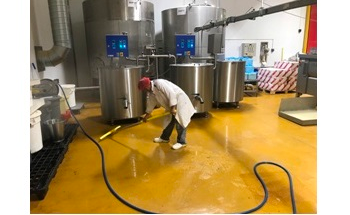 Are Permanent Non-Slip Solutions Possible for the Food Industry?