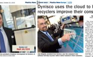 Dynisco Uses the Cloud to Help Recyclers Improve Their Consistency