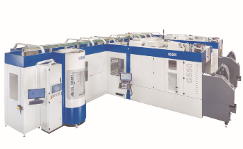 GROB Systems Announces Linear Pallet Storage System for Numerous Machine Types