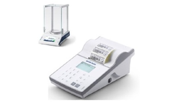 Need to Save Lab Space? Discover a Compact Balance that Lets You Do More with Less and Get 50% Off a Lab Data Writer