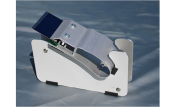 Hand Squeegee Stand Provides Better Hand Printing Process Control