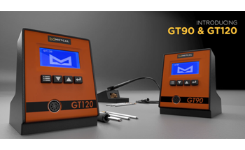 Metcal to Launch New GT Adjustable Temperature Soldering Systems