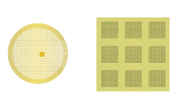 Protochips Announces Immediate Availability of Gold Palladium Alloy Grids for Cryo-Electron Microscopy