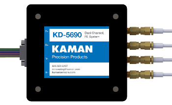 Kaman KD-5600 Family of Digital Differential Measuring Systems Ideal for Wide Range of Applications, Industries