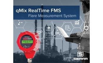 New QuadraTherm qMix RealTime Flare Measurement System