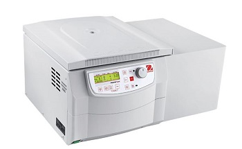 OHAUS Introduces the Latest Addition to its Frontier 5000 Centrifuge Series