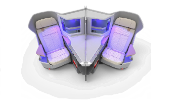 Jamco Corporation Announces Project Blue Sky Initiative for Hygienic, Touchless Air Cabin Technologies
