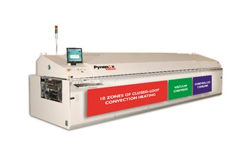 BTU PYRAMAX Vacuum Reflow Oven Demos at the ACI Technologies Open House