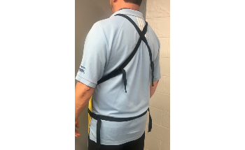 Cementex Announces Insulating Rubber Apron Now Available with New Belt Strap