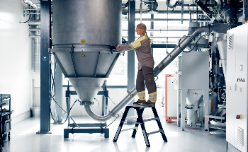 Sandvik AM Achieves ISO 13485:2016 Medical Certification for Titanium Powder Plant