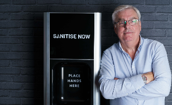 Sanitise Now Goes Global Within Weeks of Launch With £1 Million in Sales Orders to Hospitality Clients