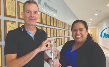 ASYMTEK's Unique Software for Dispensing Two-component Fluids Wins Global Technology Award for Automated Ratio Calibration (ARC™) Technology