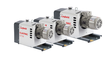 Leybold Offers a Dry Claw Pump, CLAWVAC, for Robust Rough Vacuum Applications