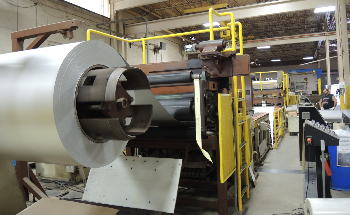 Lorin Coil Service Center Offers Comprehensive Services for Anodized Aluminum Customers