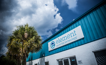 Element Invests in Aerospace, Defense and Space Testing at Jupiter, Florida Laboratory