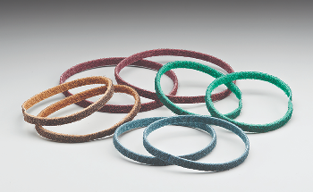 New Norton Vortex Rapid Prep Non-Woven File Belts Offer Efficiency, Superb Finishes on Complex Parts