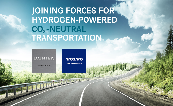 Joint Venture for Large-Scale Production of Fuel-Cells: Volvo Group and Daimler Truck AG Sign Binding Agreement for New Fuel-Cell Joint Venture